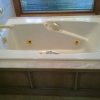 beautiful color change to white for a Sarasota bathtub