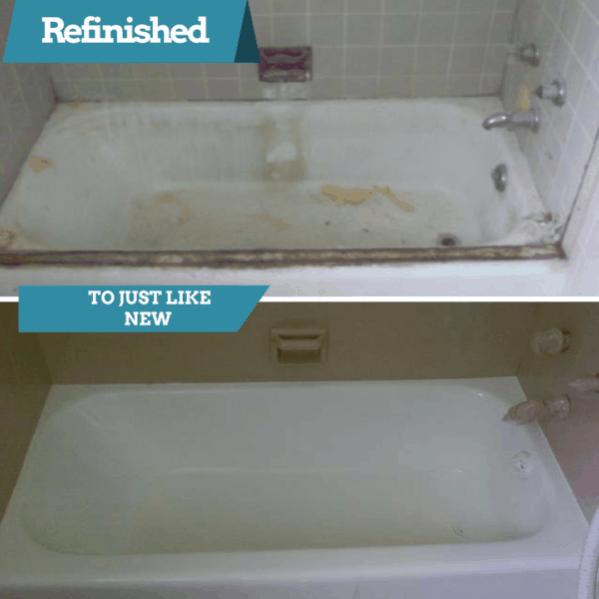 Why Choose Bathtub Refinishing Over Bathtub Replacing?