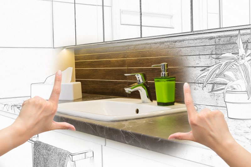 Thoughts of Bathroom Remodeling