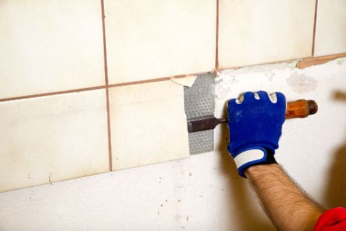 Fix Discolored and Damaged Tiles in Your Bathroom