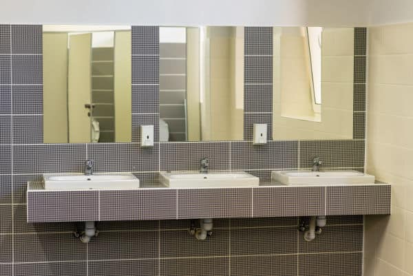 Businesses Save Time & Money with Bathroom Re-glazing