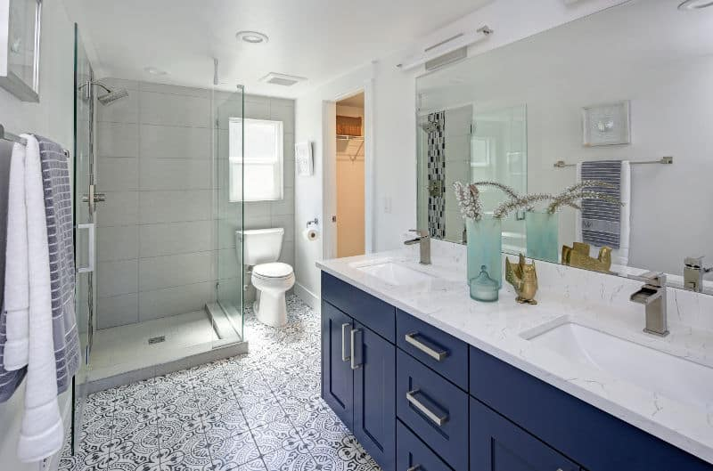 Keeping Your Bathroom Sparkling!